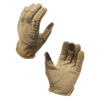 Oakley Factory Lite Tactical Gloves Coyote