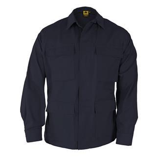 Propper Poly / Cotton Ripstop BDU Coats Dark Navy