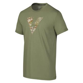 Oakley MC Bolt T-Shirt Worn Olive
