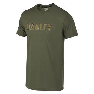 Oakley MC T-Shirt Worn Olive