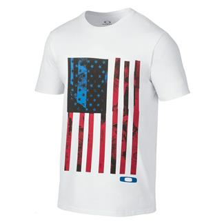 Oakley Old Glory T-Shirt White