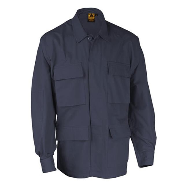 Propper Poly / Cotton Ripstop BDU Coats LAPD Navy