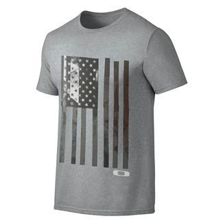 Oakley Old Glory T-Shirt Heather Gray