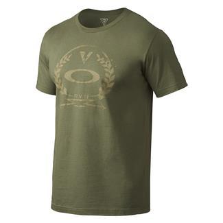 Oakley Praetorian T-Shirt Worn Olive