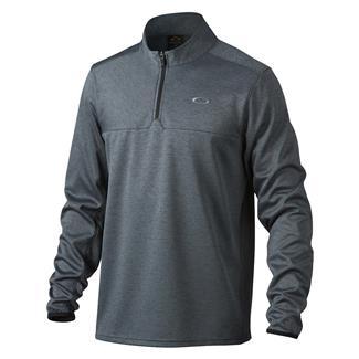 Oakley Scores 1/4 Zip Pullover Graphite