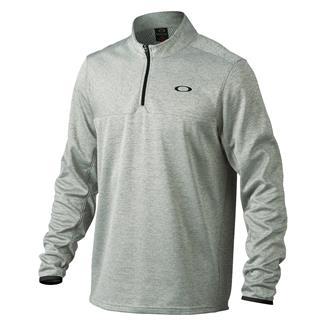 Oakley Scores 1/4 Zip Pullover Stone Gray