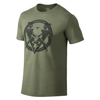 Oakley SDF T-Shirt Worn Olive