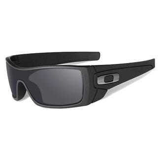 Oakley SI Batwolf Cerakote Cobalt (frame) - Black Iridium (lens)