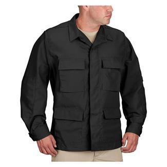 Propper Cotton Ripstop BDU Coats Black