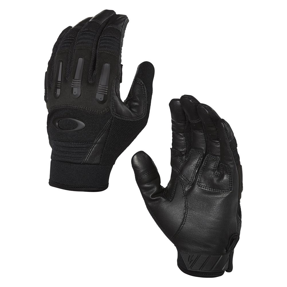 Black tactical gloves - Oakley Transition Tactical Gloves