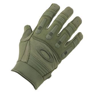 Oakley Transition Tactical Gloves Worn Olive