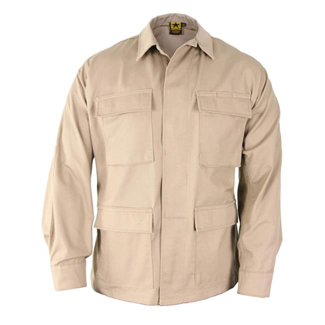 Propper Cotton Ripstop BDU Coats Khaki