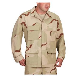 Propper Cotton Ripstop BDU Coats 3 Color Desert