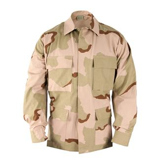 Propper Cotton Ripstop BDU Coats 3 Color Desert