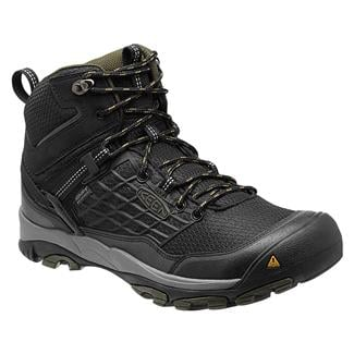 Keen Saltzman Mid WP Black / Forest Night