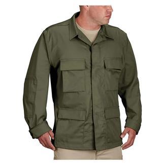 Propper Cotton Ripstop BDU Coats Olive