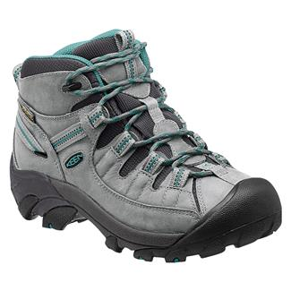 Keen Targhee II Mid Neutral Gray / Mineral Blue