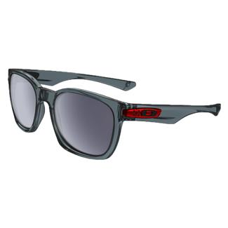 Oakley SI Garage Rock Crystal Black / Red Gray