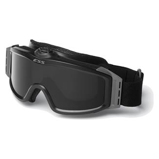 ESS Eye Pro Profile TurboFan Black 1 Lens Smoke Gray