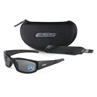 ESS Eye Pro CDI Polarized Mirrored Gray 1 Lens Black