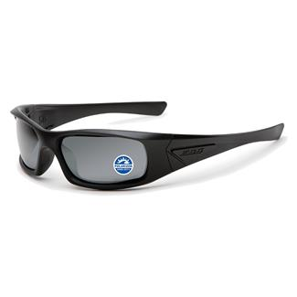 ESS Eye Pro 5B Black Polarized Mirrored Gray