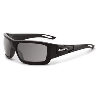 ESS Eye Pro Credence Black Smoke Gray 1 Lens