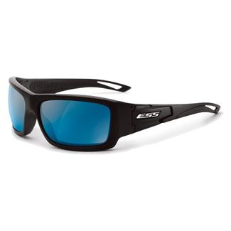 ESS Eye Pro Credence Mirrored Blue 1 Lens Black