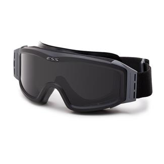 ESS Eye Pro Profile NVG Clear / Smoke Gray 2 Lenses Black
