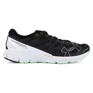 Under Armour Charged Bandit Black / White / Metallic Silver