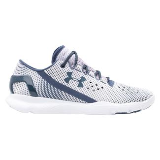 Under Armour SpeedForm Apollo Pixel Cloud Gray / White / Mechanic Blue