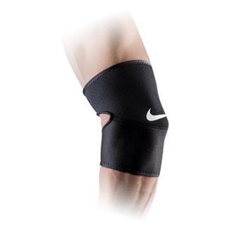 NIKE Pro Combat Elbow Sleeve 2.0 Black / White