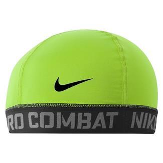 NIKE Pro Combat Banded Skull Cap 2.0 Volt