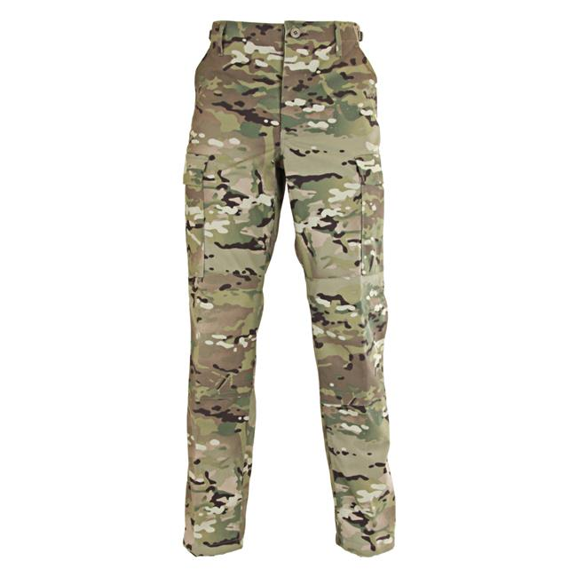 Propper Poly / Cotton Twill BDU Pants Multicam