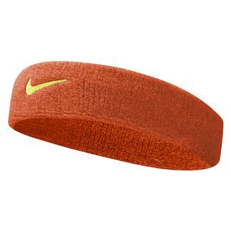 NIKE Swoosh Headband Team Orange / Volt