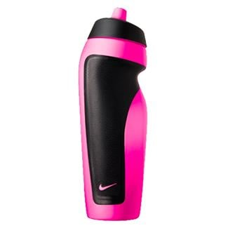 NIKE Sport Water Bottle Pink Pow / Black