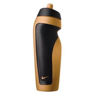 NIKE Sport Water Bottle Bright Mango / Black