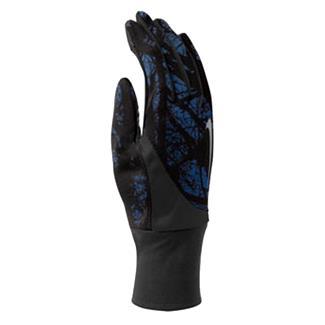 NIKE Dri-FIT Tailwind Run Gloves Game Royal / Black