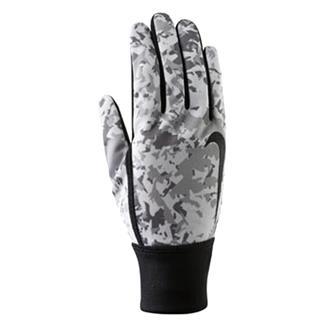 NIKE K.O. Thermal Training Gloves Cool Gray / Black