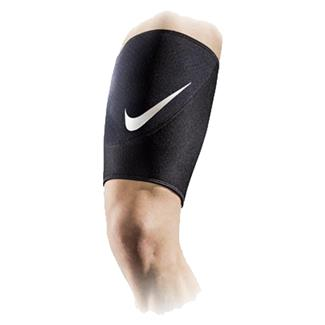 NIKE Pro Combat Thigh Sleeve 2.0 Black / White
