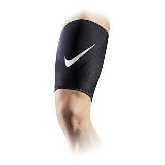 NIKE Pro Thigh Sleeve 2.0 Black / White