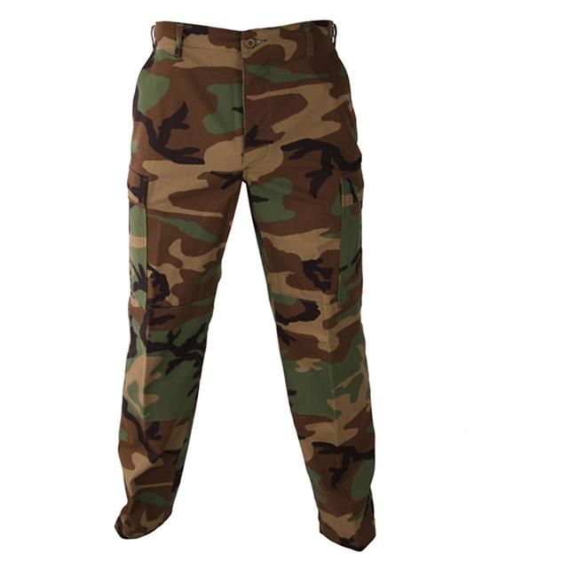 Propper Nylon / Cotton Ripstop BDU Pants Woodland