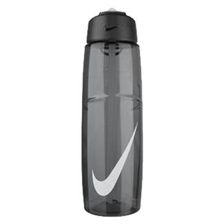 NIKE T1 Flow Swoosh 32 oz. Water Bottle Anthracite / White