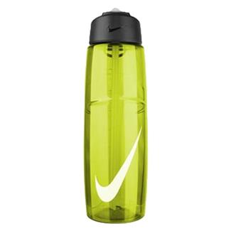 NIKE T1 Flow Swoosh 32 oz. Water Bottle Volt / White
