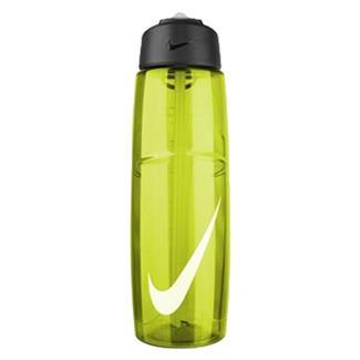 NIKE T1 Flow Swoosh 32 oz. Water Bottle Volt / White