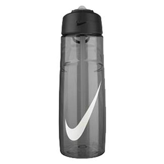 NIKE T1 Flow Swoosh 24 oz. Water Bottle Anthracite / White