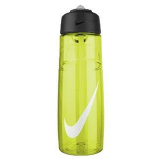 NIKE T1 Flow Swoosh 24 oz. Water Bottle Volt White