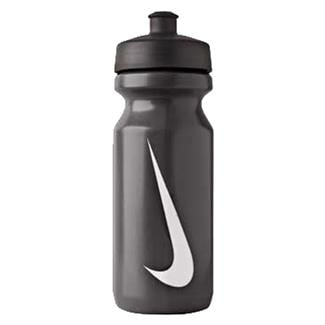 NIKE Big Mouth Water Bottle Black / White