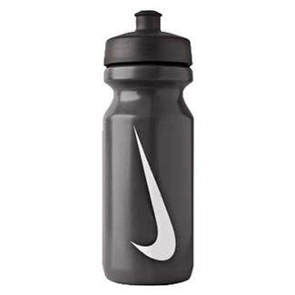 NIKE Big Mouth Water Bottle Black / White