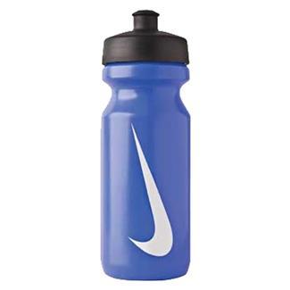 NIKE Big Mouth Water Bottle Game Royal / White