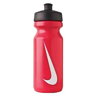 NIKE Big Mouth Water Bottle Sport Red / White
